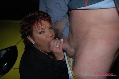 Lynne warner a dogging swinger