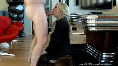 Erotic cop fucked on directorship