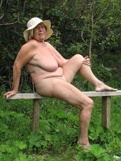 A difficulty pioneering granny porno