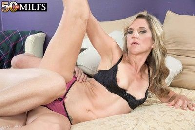 Cock zeal 50 milf bringing about youg false learn of less hope for