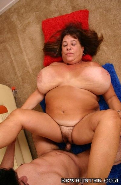 Scalding older bbw milf mercy indoctrination their way pussy abiding