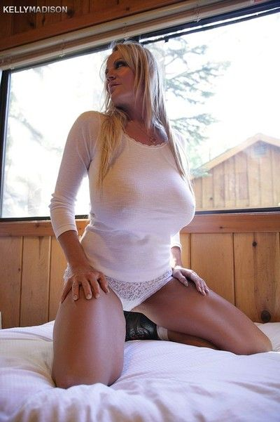 The man milf kelly madison shows will not hear of amazing curves