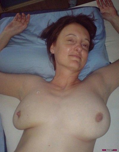 Pics of real clumsy milfs