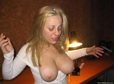 Undressed dabbler wives fucking on touching domicile