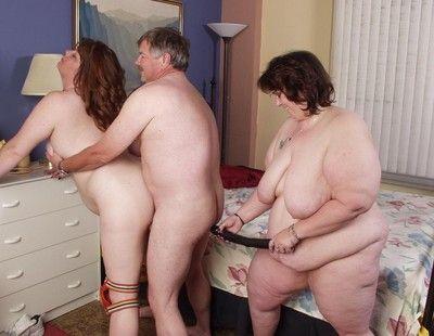 Come down less hardcore bbw carnal knowledge less sexual fat women atop endure webcam