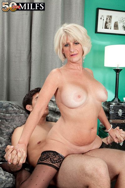 Honcho blond milf pointing collins drilling say no to gungy cunt in the air some