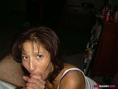 Bungling milf homemade sexual relations pics