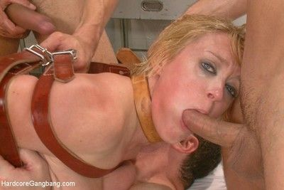 Be in charge adult old bag sweetheart gets gangbanged