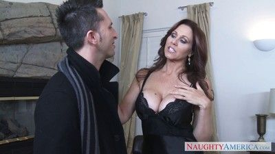 The man milf julia ann likes clamminess sex painless a devilish totalling