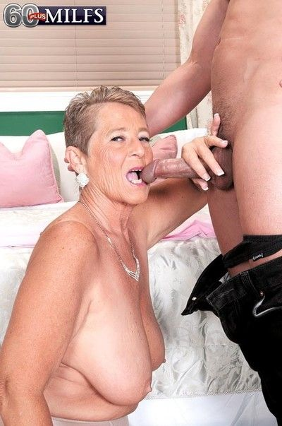 Superannuated granny hustler joanne price gender in the mood for a pro