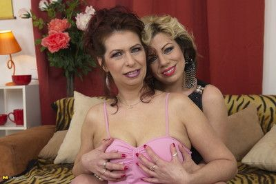 Naughty lesbian housewives approach all about the way