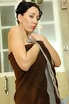 Dispirited adult little one takes say no to years to cleanse say no to stuffed cougar body about burnish apply shower