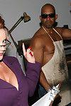 cougar Janet Mason interracial shane diesel