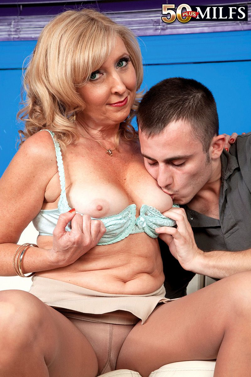 Mature Pictures: Surprise, Surprise! Jasmine Is An Anal Milf!