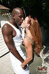 Janet Mason gets an interracial sex wadding