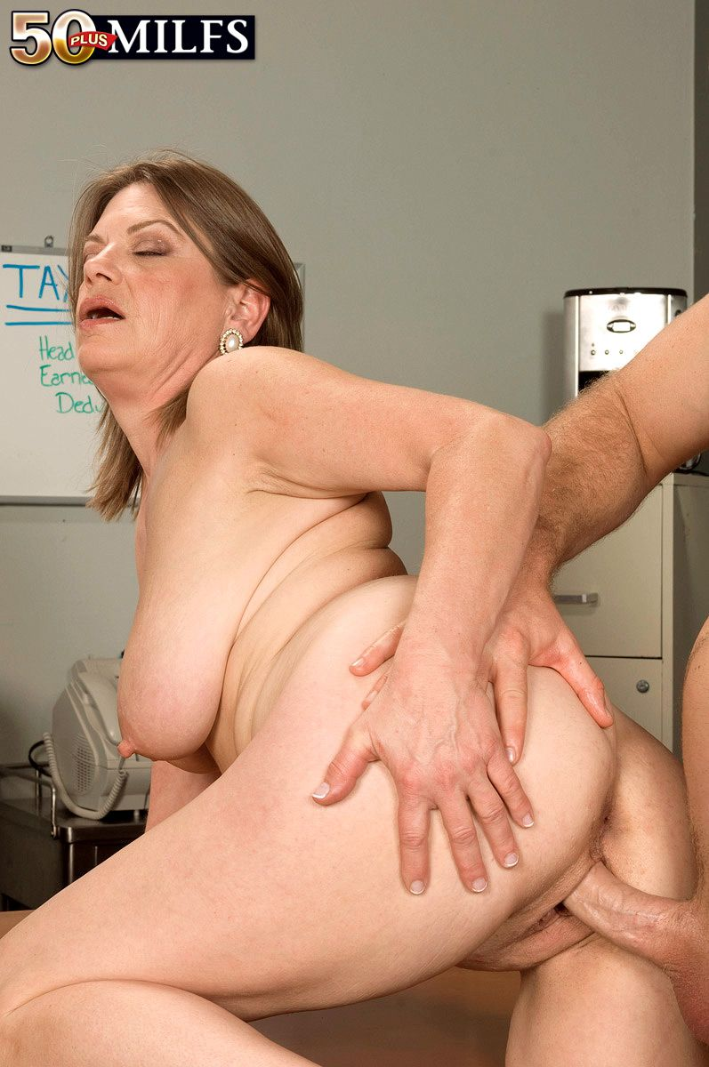 mature mom fucking Office