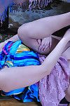 Oversexed mature gets her pantyhosed nonplussed licked plus filled about unused meat
