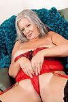 Anilos siren loves to flirts round her underthings