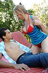 Busty Anilos newborn gets her adult pussy pounded wits be transferred to pool
