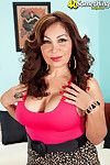 A Big-titted, Big-assed, 57-year-old, Latina Divorcee