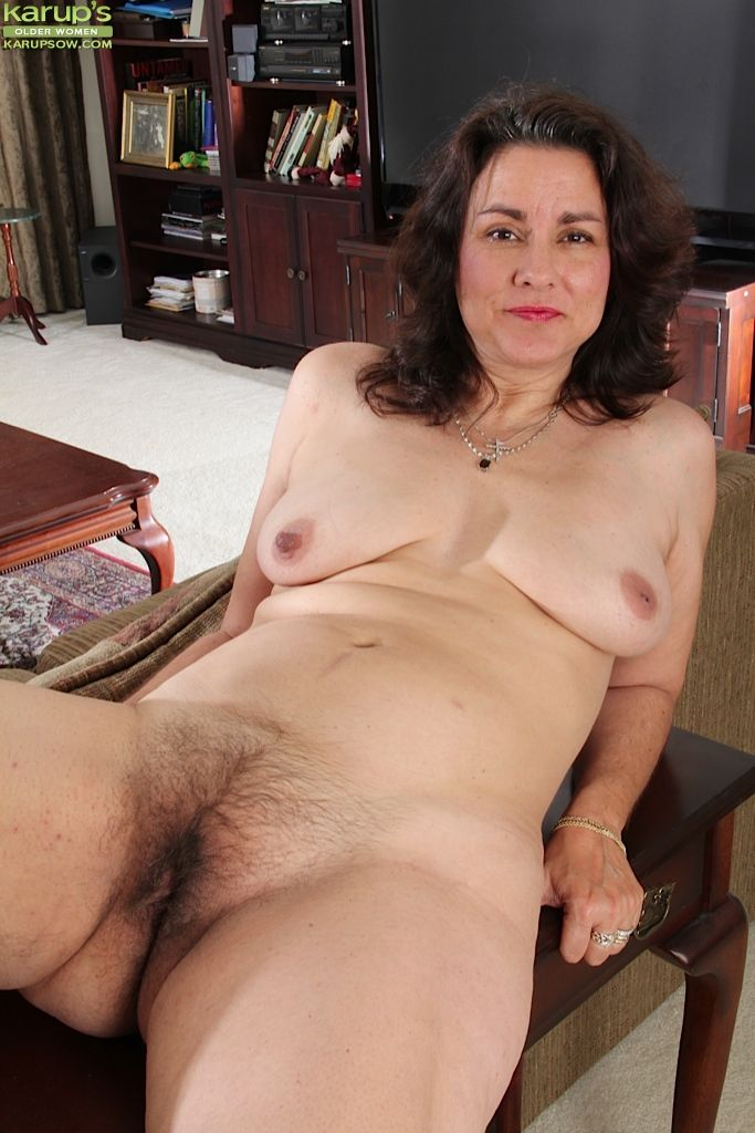 Brunette lady mature speak