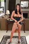 Impediment foot fetish boxing-match with a big tits mature toddler Veronica Jones