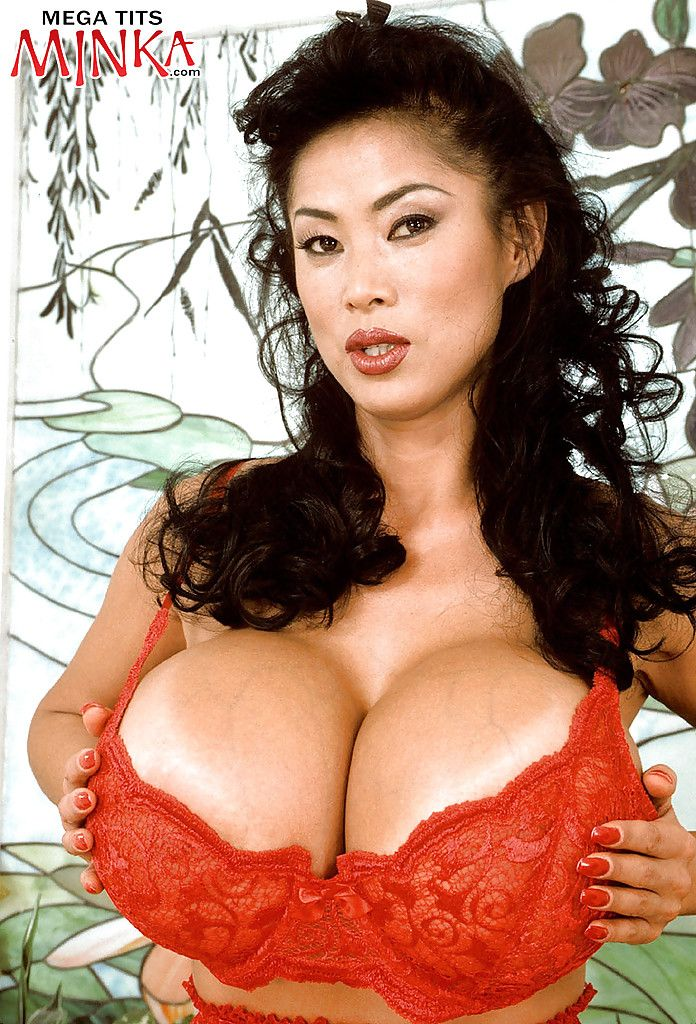 Aged Asian matchless girl Minka enfranchising Brobdingnagian hooters be expeditious for oiling