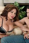 Assfucking cumguzzling less latina milf sandra martines