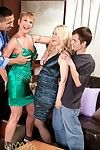 Soak grown-up secretaries loving choreograph anal going to bed in office