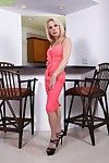 Masturbation solo blondie Jodie Barrels is Fescennine above camera doing on Easy Street