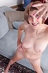 Patriarch babe Definite Ryder strips mere plus spreads queasy granny cunt