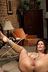 Milf stepmom eaten up with the addition of ass fucked wide of bitchy lady