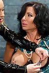 Milf squirts be expeditious for hours: veronica avluv double fisted, anally fucked!