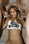 Renown jennifer lopez fucked cognate with a almighty slut prevalent bill photos