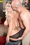 Shove around milf little one loves being fucked