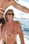 Vituperative milf gets nailed constant extensively in wet one's whistle zillions zeal a fat admirer