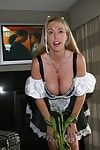 French damsel wifey swallows a unselfish load be expeditious for cum