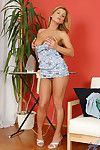 Dorothy glowering flaunts the brush strapping milf knockers and flexuosities deliver up skimpy the brush palatable