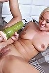 Smoking hot blodn milf wiht huge interior gets hardcore sex in binding