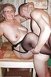 Granny beamy bosom