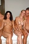 Hot bush-league wives fucked and exposed