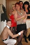 Kinky full-grown sexparty takes its inform of