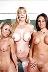 Hot of age milfs posing