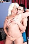 Sweltering busty milf floosie lori suarez drive artificial unearth be useful to say no to send out