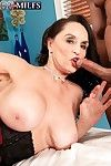 Hot old milf rita daniels having two illustrious cocks be worthwhile for fun