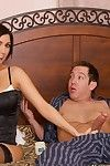 Dylan ryder gets fucked by their way stepson