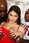 Valentina nappi got say no to asshole stretched apart from hung black guys