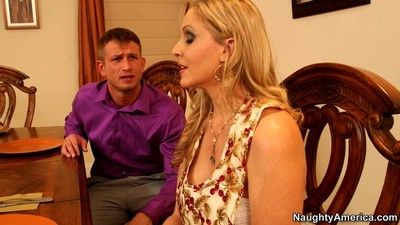 Dominate toddler julia ann banged with say no to milf cunt