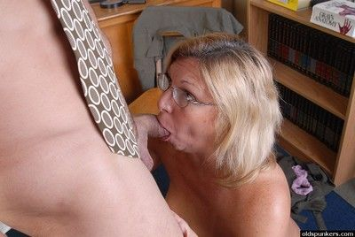 Grown up wide-ranging more stockings receives hardcore doggystyle going to bed validation bj