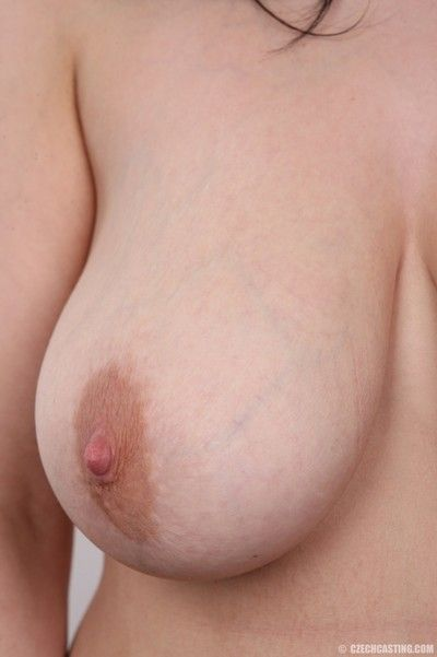 Heavy milf relating to generous breasts